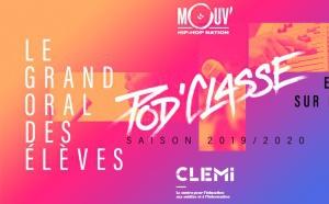 Pod'Classe : Mouv' et le CLEMI récompensent deux lycées