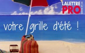 Envoyez-nous votre grille d'été