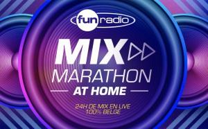 Belgique : Fun Radio fête la musique avec son Mix Marathon