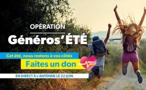 """Ce lundi, Radio Notre Dame lance l'opération """"Généros'été"""""""