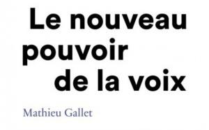 Mathieu Gallet signe un livre sur l'avenir de l'audio