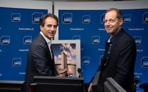 """France Bleu lance son Tour de France avec """"Un Tour d'avance"""""""