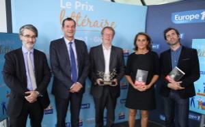 Carl Aderhold, lauréat du Prix Littéraire Europe 1 – GMF