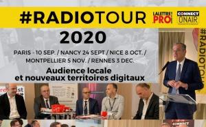 Le prochain RadioTour fera étape à Paris