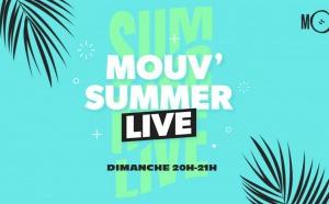 Cet été, Mouv' soutient le rap français