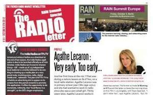 La Lettre Pro de la Radio launches The Radio Letter at the RAIN summit in Berlin