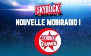 "Skyrock Tunis : la nouvelle ""mobiradio"" de l'application Skyrock"