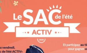 """""""Le sac de l'été"""" se gagne sur Activ Radio"""