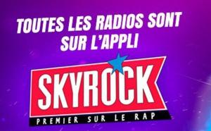 Skyrock : première radio musicale dans les villes de plus de 100 000 habitants