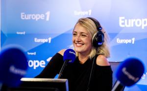 """Émilie Mazoyer (Europe 1) : """"On n'arrête pas les infos pendant l'été, pourquoi arrêterions-nous la musique ?"""""""