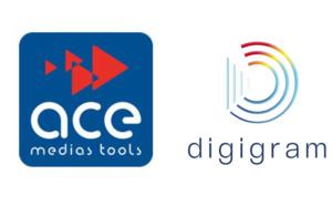 ACE Medias Tools devient le revendeur des solutions audio professionnelles de Digigram