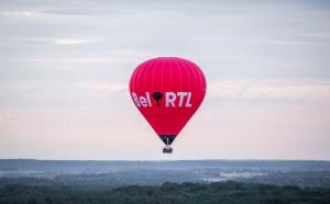 La Belgique vue du ciel grâce à Bel RTL
