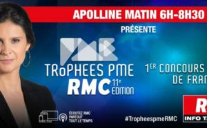 """RMC lance la 11e édition des """"Trophées PME RMC"""""""