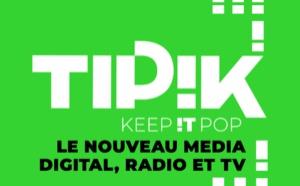 Tipik : le nouveau média digital, radio et TV de la RTBF