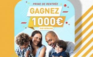 Radio Scoop offre 1 000 euros par semaine