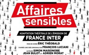 """L'émission """"Affaires Sensibles"""" adaptée au théâtre"""