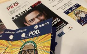 Le POD. #004 envoyé à tous les abonnés de La Lettre Pro de la Radio