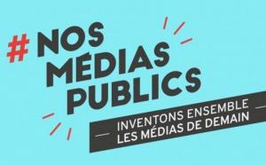 Une consultation citoyenne sur les médias publics