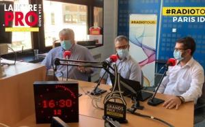 RadioTour : l'entreprise TDF engagée dans la mise en place du DAB+