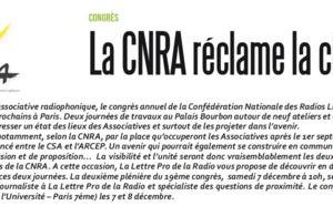 La CNRA réclame la clarté
