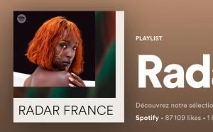 Spotify lance le Hub Radar