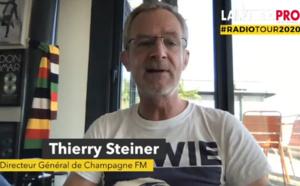 RadioTour : Thierry Steiner (Champagne FM) partage sa vision de la proximité