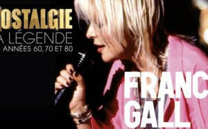 France Gall a choisi Nostalgie