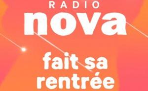 "Radio Nova fête son ""retour à l'anormal"""