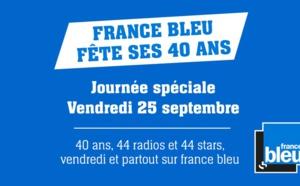 France Bleu fête ses 40 ans