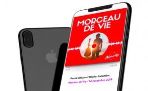 """Alouette : saison 2 du podcast """"Morceau de vie"""""""