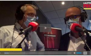 RadioTour Nancy - Tchat avec Franck Jehl d'Azur FM sur le Podcast
