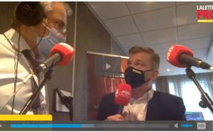 RadioTour Nancy - Tchat avec Marc Scherrer sur le Podcast