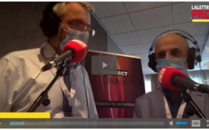 RadioTour Nancy - Tchat avec Arnaud de Saint-Romand de Hyperworld