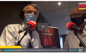 RadioTour Nancy - Tchat avec peter Blampied de ROBERTS Radio
