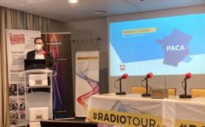 RadioTour à Nice : l'audience de la radio en PACA