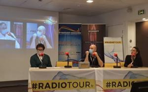 RadioTour à Nice : Le podcast annonce des prévisions ensoleillées en région PACA
