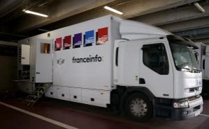 Total Remote : dans les entrailles d'un camion-régie