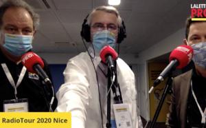 RadioTour à Nice : Tchat avec RCS Europe et WorldCast