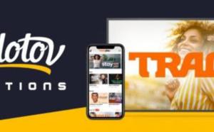 Trace choisit Molotov Solutions pour développer sa plateforme OTT