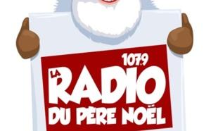 Le Père Noël a sa radio