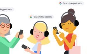 """""""OK Google, joue mes podcasts préférés sur Spotify !"""""""