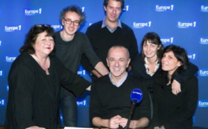 Europe 1 a son Talent 2013