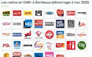 DAB+ - Les professionnels lancent ensemble la radio numérique à Bordeaux