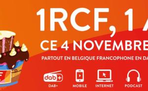 1RCF Belgique a fêté son premier anniversaire