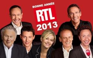 RTL : 6 584 000 d'auditeurs