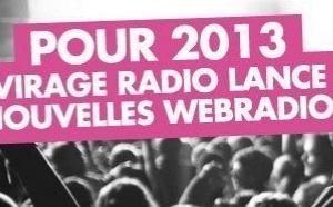 Deux webradios pour Virage