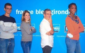 France Bleu Gironde Matin sur France 3 Nouvelle-Aquitaine