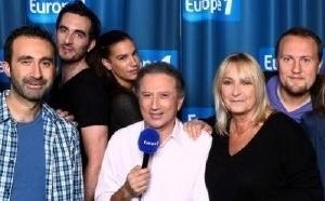 Europe 1 dans la bulle d'Angoulême