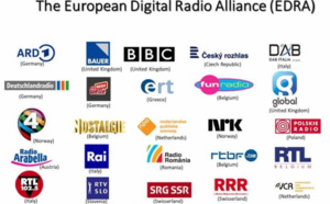 Francis Goffin désigné président de l'European Digital Radio Alliance