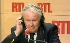 Philippe Bouvard au salon Le RADIO